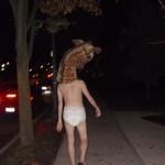 Apparently Carey on halloween