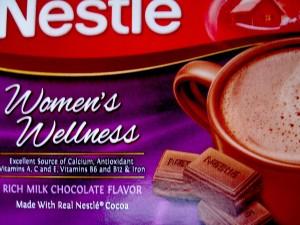 Nestles Health drink