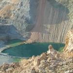 copper mine pollution