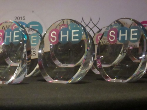 The She awards1
